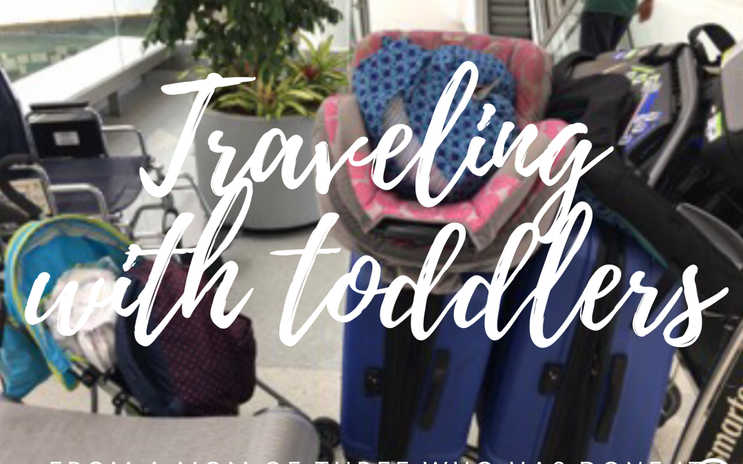 5 Tips for Traveling with a Toddler